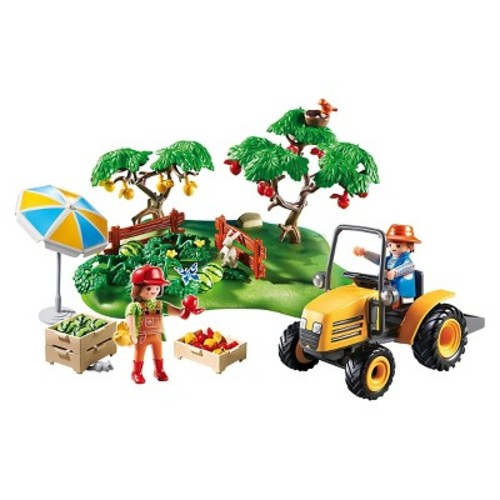 Playmobil Orchard Harvest Playset