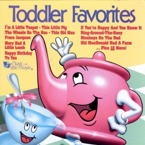 Music for Little People Choir - Toddler Favorites (CD)