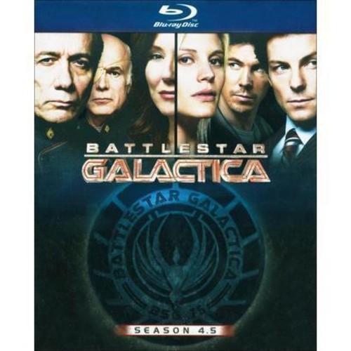 BATTLESTAR GALACTICA 2004-SEASON 4.5 (BLU RAY) (3DISCS)