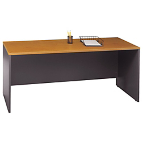 Bush Business Furniture Components Credenza Desk 72