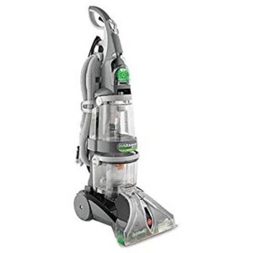 Hoover Carpet Cleaner Max Extract Dual V WidePath Carpet Cleaner Machine F7412900 [Black]