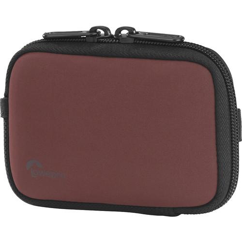 Lowepro - Sausalito 20 Camera Case - Bordeaux Red