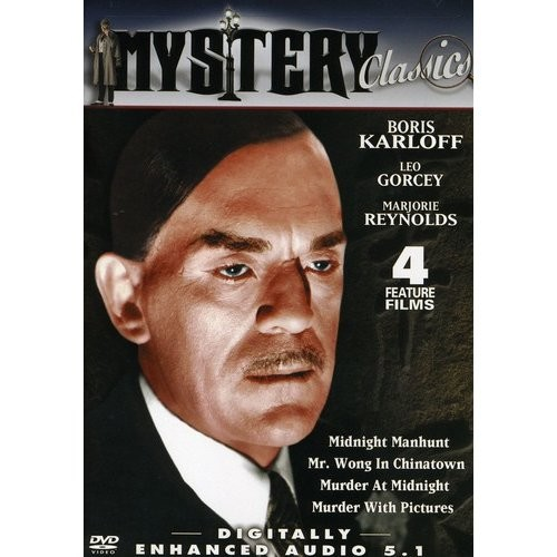 Mystery Classics, Vol. 14