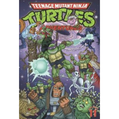 Teenage Mutant Ninja Turtles Adventures, Volume 11