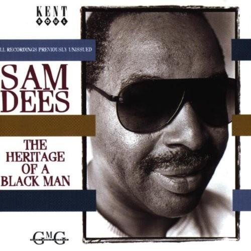 Heritage of a Black Man [CD]