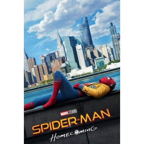 Spider-Man Homecoming (DVD)