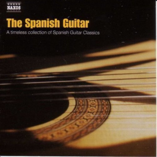 Spanish Guitar Timeless Collection CD (2002)