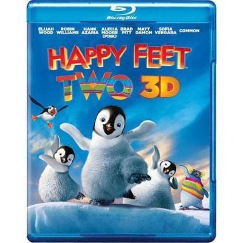 Happy Feet Two (Blu-ray + Blu-ray + DVD + Digital Copy)