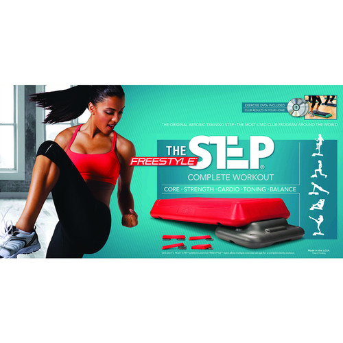 The Freestyle Step Exercise Platform