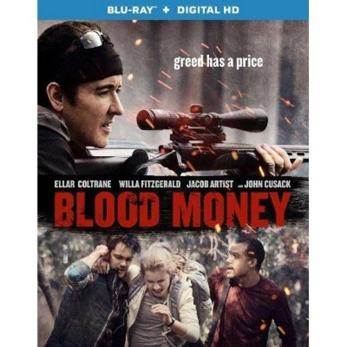 Blood Money (Blu-ray)