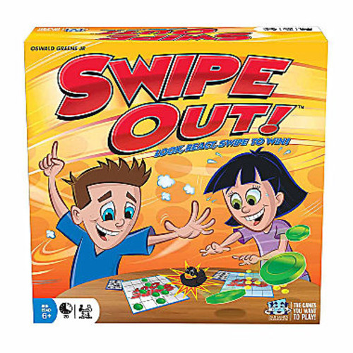 R and R Games Swipe Out!