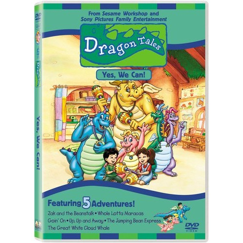 Dragon Tales - Yes, We Can