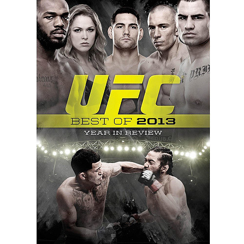 UFC-BEST OF 2013-NLA (DVD) (DVD)
