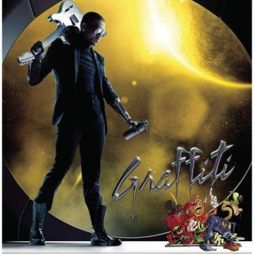 Chris Brown - Graffiti (Deluxe Edition) (CD)