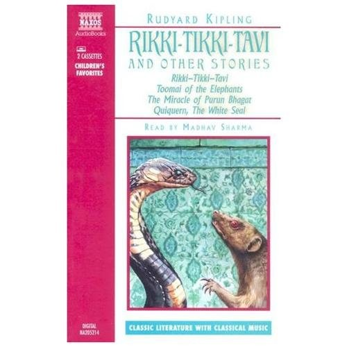 Rikki-Tikki-Tavi Kipling, Rudyard