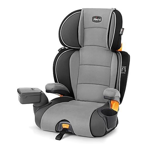 Chicco KidFit Zip 2-In-1 Belt Positioning Booster Car Seat in Spectrum