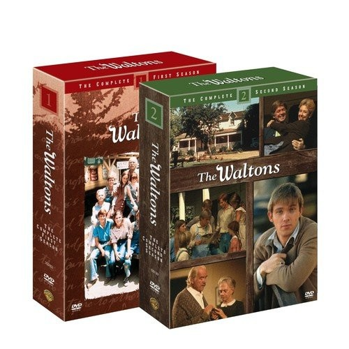 The Waltons: The Complete Seasons 1 & 2 (Full Frame)