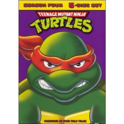 Lions Gate Lged21096d Teenage Mutant Ninja Turtles - Season 4 [dvd] (lions Gate Dvdmvtmnt4)