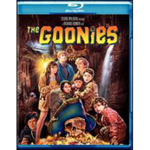 The Goonies [Blu-ray] WSE DTHD/DD5.1/DD2/DD1