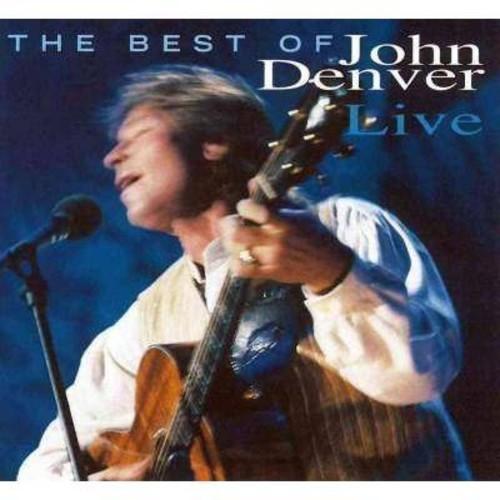 Best of John Denver Live [Enhanced Edition] [Enhanced CD]