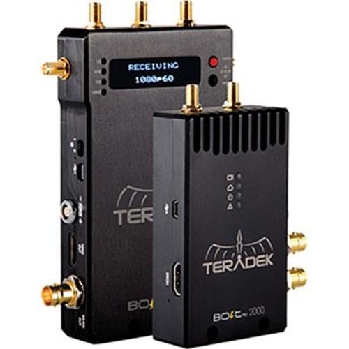 Teradek Bolt 970 Pro 2000 Wireless HDMI Video Transceiver Set 10-0970