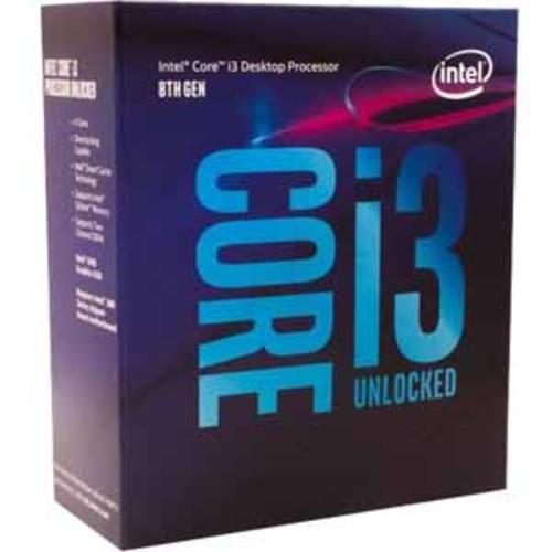 Core i3-8350K 4.0 GHz Quad-Core LGA 1151 Processor
