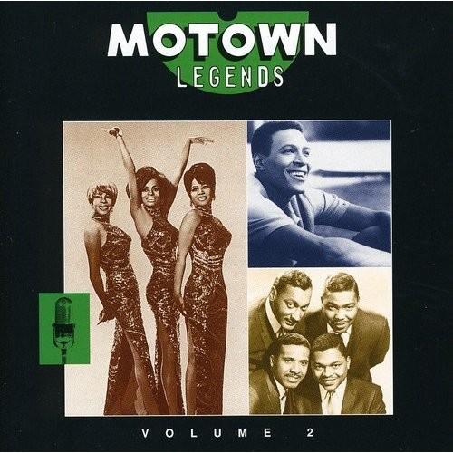 Motown Legends, Vol.2 [CD]