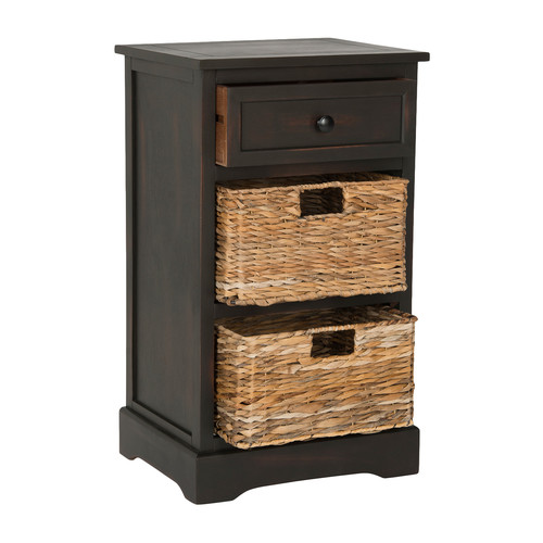 Carrie Side Storage Table by Safavieh