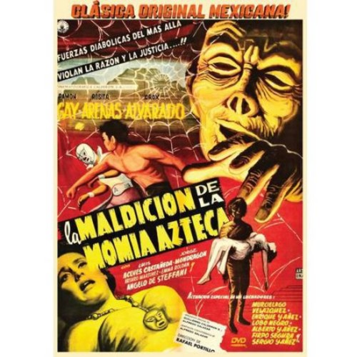 Maldicion de la Momia Azteca