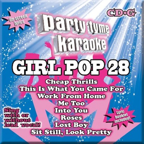 Party Tyme Karaoke: Girl Pop 28 CD (CD+G)