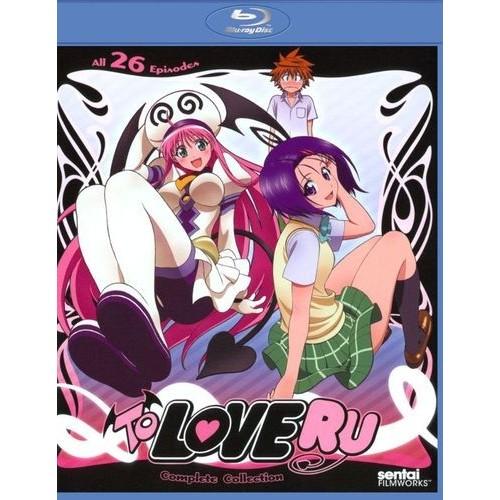 To Love-Ru: Season 1 [2 Discs] [Blu-ray]