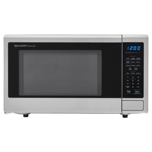 Sharp Orville Redenbacher's Certified 1.1 cu. ft. Microwave - Stainless Steel