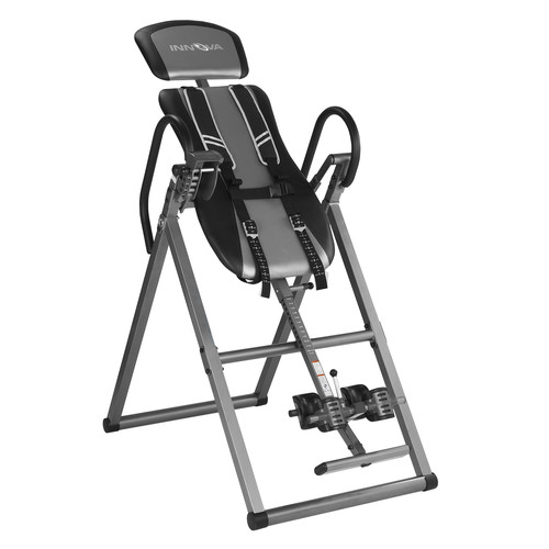 Innova Health and Fitness Inversion Therapy Table with Ankle Holders