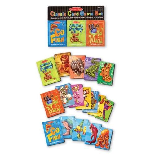 Classic Card Game Set Case Pack 2 Classic Card Game Set Case Pack 2