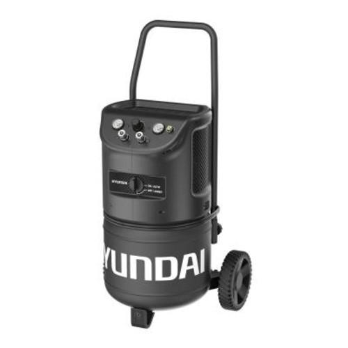 Hyundai 8 Gal. Ultra-Quiet Portable Electric Air Compressor