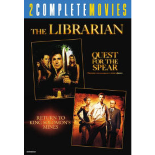 Librarian: Quest for the Spear/Librarian: Return to King Solomon's Mines