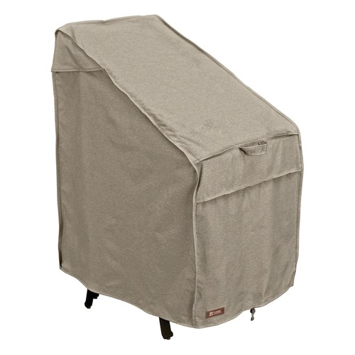 Classic Accessories Montlake Stackable Patio Chair Cover
