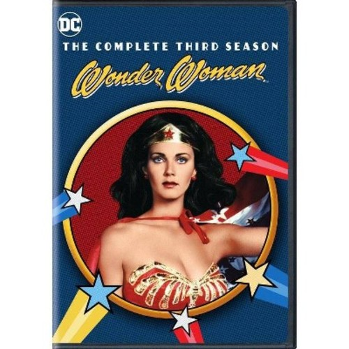 Wonder Woman: The Complete Third Season (DVD)