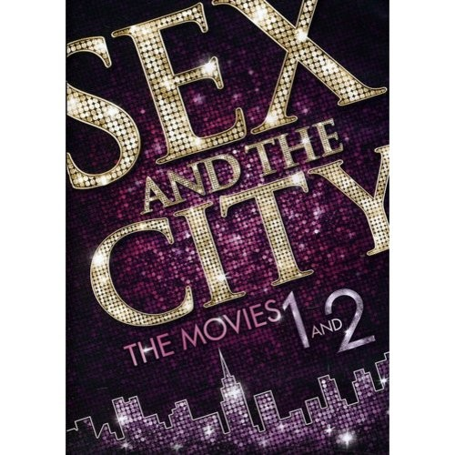 Sex and the City The Movies 1 and 2 (DVD)