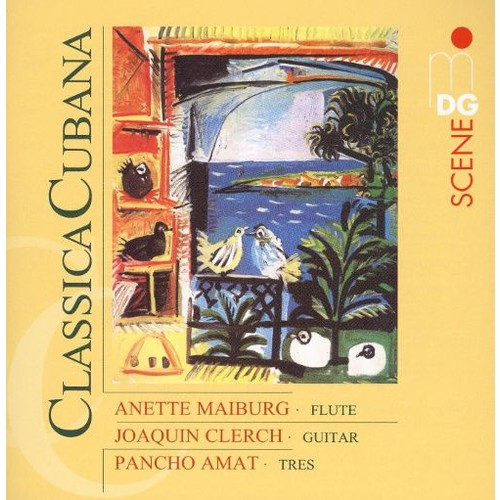 Classica Cubana [Super Audio Hybrid CD]