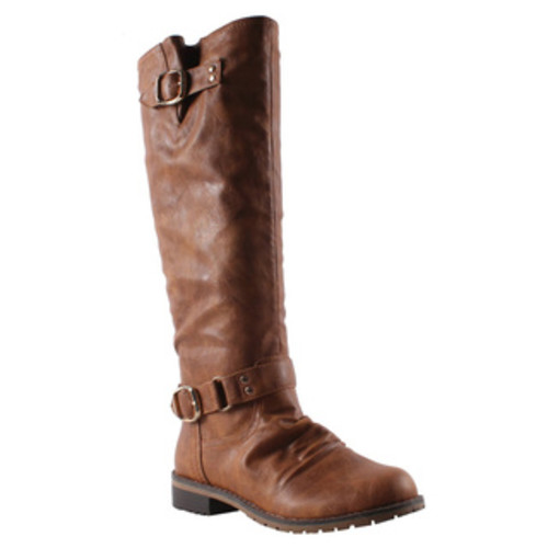 White Mountain Women's 'Battery' Faux Suede Boots
