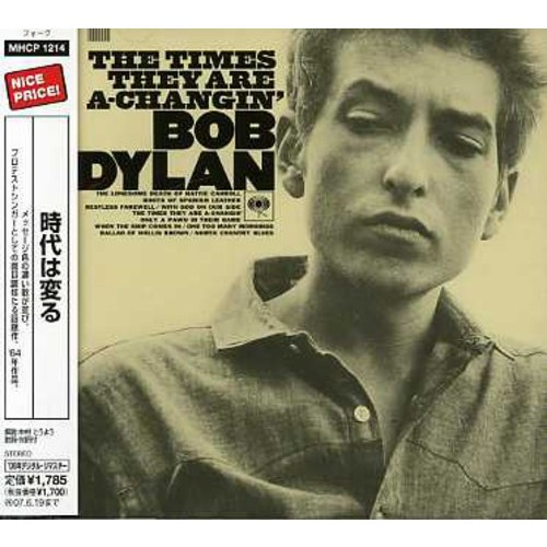 Bob Dylan - Times They Are a-Changin' [CD]