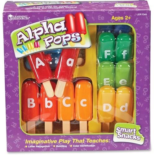 Smart Snacks Alpha Pops - 13/ST