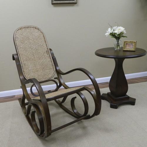 Carolina Cottage Victoria Bentwood Rocking Chairs