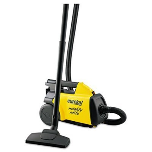 Eureka Mighty Mite Corded Canister Vacuum Cleaner, 3670G [Yellow]