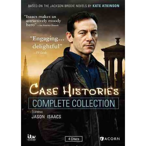 Case Histories: The Complete Collection [4 Discs] [DVD]