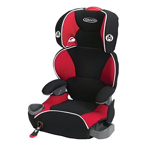 Graco Affix Youth Booster Seat with Latch System, Atomic, One Size