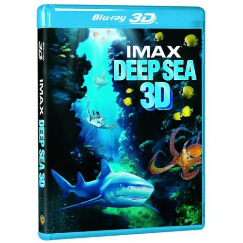 IMAX: Deep Sea (Blu-ray)