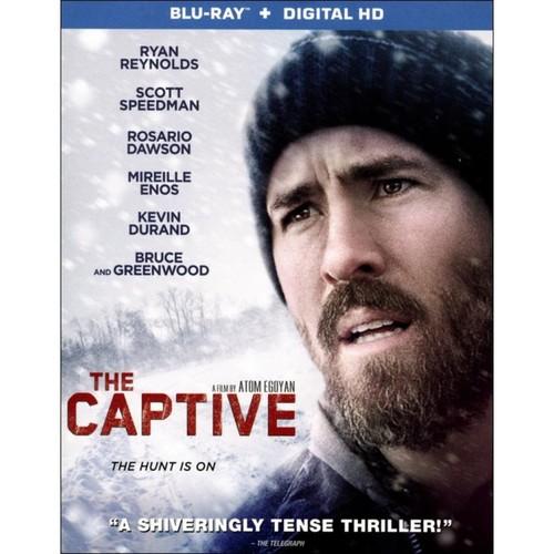 The Captive [Blu-ray] [2014]