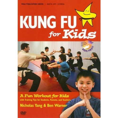 Kung Fu for Kids [DVD] [2009]